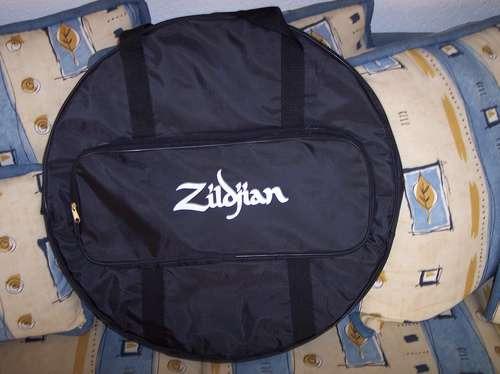Funda Para Platillos Zildjian Cymbal Bag Nueva Profesional