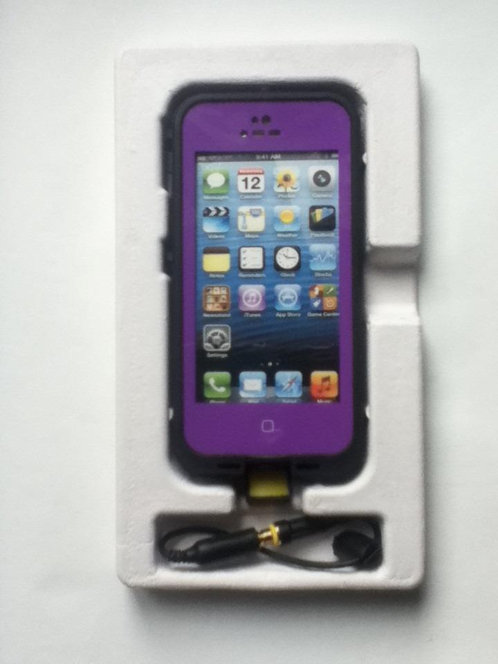 Funda protector waterproof iphone 5 5s tipo lifeproof en mercadolibre - Fundas lifeproof ...