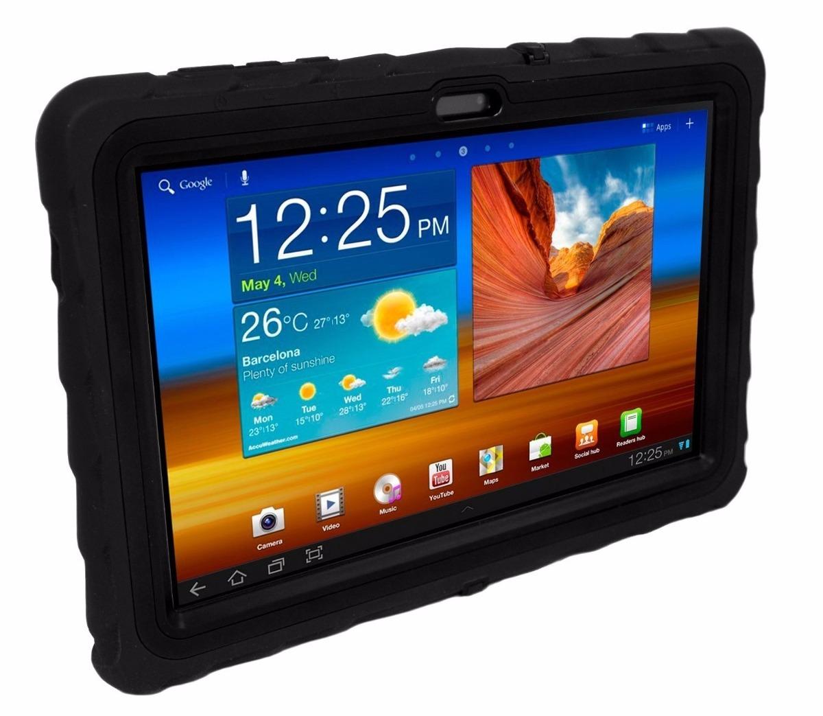 Funda protectora samsung galaxy tab 2 10 1 1 - Funda protectora tablet ...