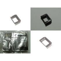 Mirilla Lente Miopia Ajuste-0.5 Funda Control Rem Grip Canon