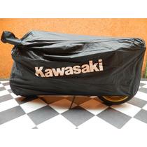 Funda Para Motos Kawasaki Zx6 Zx7 Zx9 Zx10 Zzr Ninja Etc