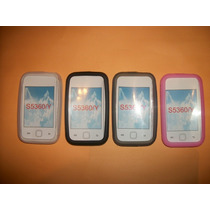 Promo Funda De Silicon Samsung S5360 Galaxy Young!!!