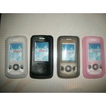 Wwow Silicon Skin Case Sony Ericsson Walkman W760 Excelentes