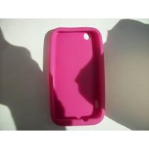 Protector Silicon Case Lg Optimus Sol E730 Color Rosa!!!