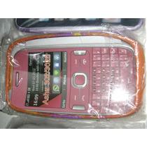 Silicon Nokia Asha 302 Nokia 3020 +enviogratis Y 20%descuen