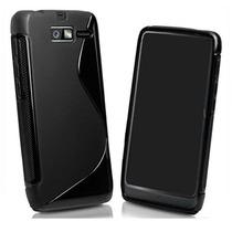 Kit Funda Plastico O Tpu Para Motorola Razr I Xt890 + Mica