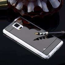 Accesorios Premium Espejo Galaxy S5 Plata Tpu