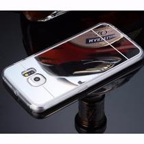 Mayoreo Funda Flexible Con Acabado Espejo Samsung S4,s5,s6
