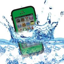 Funda Case Contra Agua Y Caidas Para Iphone 5 / 5s Hm4