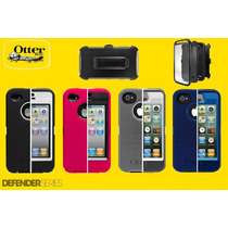 Funda Clip Otterbox Apple Iphone 4 / 4s / 4g Otter Box Nuevo