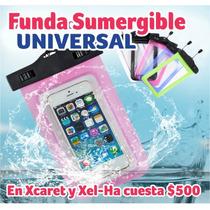 Funda Sumergible Celular Iphone Samsung Lg Nokia Motorola