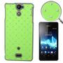Funda Sony Xperia V/lt25i Green Entrega10dias Mdec|0023g