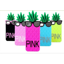 Funda Piña Pink Victorias Secret Silicon Iphone 5 /5s