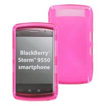 Oem Verizon Chasquido-en Caso Para Blackberry Tormenta 9550