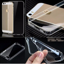 Funda Crystal Case Tpu Flexible Iphone 4 4s 5 5s 5c 6 6 Plus