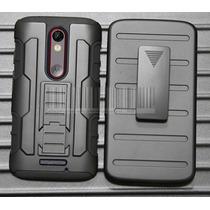 Motorola Droid Turbo 2 X1585 Armor Clip Uso Rudo