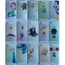 Funda Iphone 4 4s 5 5s 5c Blancanieves Bart Mario Bob Sailor