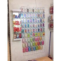 Silicon Tpu Brillante Nacarado Galaxy S4, S5, Iphone 4s,5s