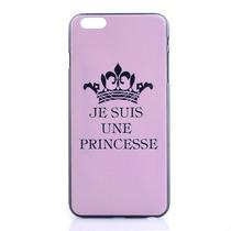 Funda Corona Princesa Francesa Rosa Iphone 6s Acro