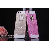 Case Diamond Luxury Funda Estuche Para Iphone 4,5,6 Y 6plus