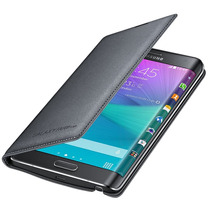 Funda Samsung Galaxy Note Edge Flip Wallet 100% Originales
