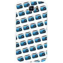 Funda Case Samsung Galaxy S6 - Radio