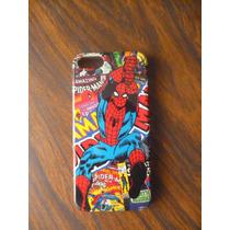 Funda Protector Case Marvel Para Iphone 5 O 5s - Spider-man