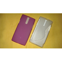 Protector Tpu Sony Ericsson Lt26i Xperia S