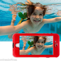 Funda Contra Agua,polvo,golpes Para Iphone 6