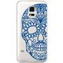 Funda Case Para Samsung Galaxy S5 Mini - Calavera