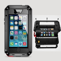 Funda Taktik Lunatik Iphone 6 Gorilla Glass Envio Grati