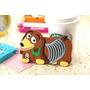 Funda Para Iphone 4 / 4s Tigger Slinky Cheshire Sulley Marie