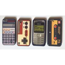 Fundas Nokia, Control Nintendo, Calculadora Y Cassette