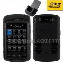 Funda Otterboxx Defender Blackberry 9500 9530 Storm Negr Msi