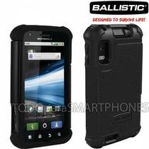 Funda Ballistic Sg Motorola Atrix/atrix 4g (no Envio Gratis