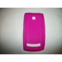 Protector Silicon Case Nokia 303 Color Rosa!!!