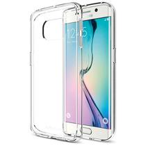 Funda Transparente Samsung Galaxy S6 Edge Case Antigolpes