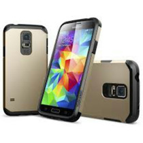 Case Para Samsung Galaxy S5 Color Dorado