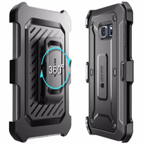 Bumper Funda Case Clip Samsung Galaxy S6 Edge Uso Extremo Su