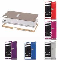 Funda Aluminio Para Sony Xperia Z5 La Mejor Calidad