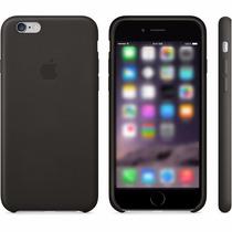 Iphone 6 Case Tipo Leather Piel Sintetico Suave Y Ligero