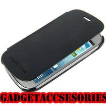 Samsung Galaxy S3 Mini I8190 Funda Delux Flip Case
