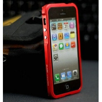 Bumper Metal Blade Case Iphone 5 Carcasa Aluminio