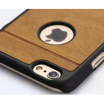 Funda Hipster Iphone 6 6plus 6s 6splus Wood Case Tipo Madera