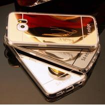Funda Para Galaxy S6 Edge Plus Acabado Espejo + Mica