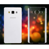 Funda Caratula Case Transparente Rigida Samsung Galaxy E5
