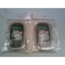 Wwow 2 Crystal Case Samsung Corby S3650 Excelentes!!!