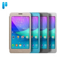 Funda Piel Samsung Galaxy Note 4 Big Window Touch Series