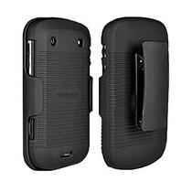 Holster Combo Funda Clip Para Blackberry 9930 9900 Pure-gear