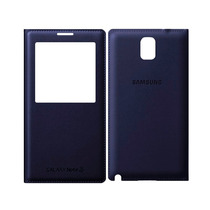 Samsung Galaxy Note 3 N9000 Flip Cover S View Original Azul
